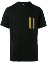 Paul Smith Ps By Chest Pocket T Shirt Black