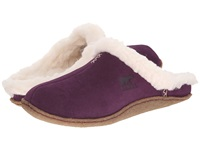 Sorel Nakiska Slide Purple Dahlia Women's Slippers