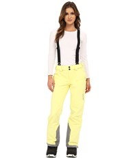 Obermeyer Wildhaus Pants Daffodil Women's Casual Pants Yellow