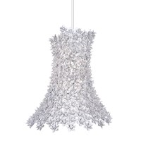 Kartell Bloom Ceiling Light Crystal