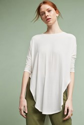 Anthropologie Shania Tunic Ivory