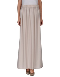 Patrizia Pepe Sera Long Skirts