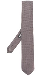 Dsquared2 Woven Tie Grey