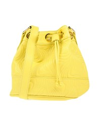 Boutique Moschino Handbags Acid Green