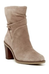 Vince Camuto Parka Slouch Bootie Beige