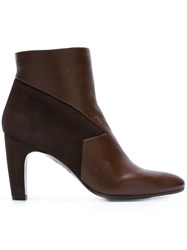 Chie Mihara 'Flint' Boots Brown