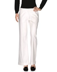 Allegri Casual Pants White
