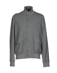 Capobianco Jackets Grey