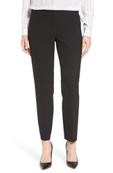 Boss Women's 'Tiluna' Slim Leg Ankle Trousers Black