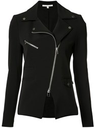 Veronica Beard Scuba Hadley Jacket Black