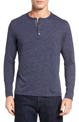 Robert Barakett Men's Archie Henley Midnight