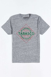 Urban Outfitters Tabasco Label Tee Black