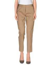 Reed Krakoff Trousers Casual Trousers Women Camel