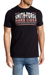 Fifth Sun Smith And Forge Tee Black