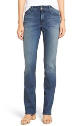Nydj Women's 'Billie' Stretch Mini Bootcut Jeans