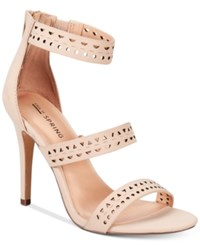 Call It Spring Avasnis Strappy Dress Sandals Women's Shoes Nude