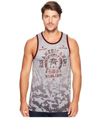 American Fighter Dalton Artisan Mt Tank Top Heather Grey Men's Sleeveless Gray