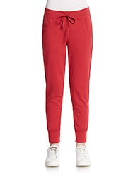 True Religion Jogger Pants Cranberry