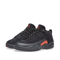 Nike Jordan Brand Air 12 Retro Low Bg Black
