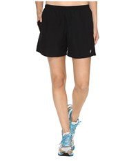 Asics Pocketed 3.5 Shorts Black Women's Shorts