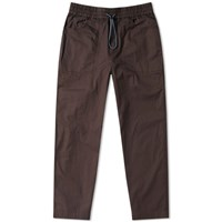 Wood Wood Buzz Drawstring Pant Brown