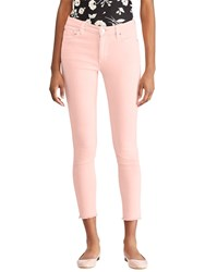 Ralph Lauren Premier Skinny Cropped Jeans English Rose Wash