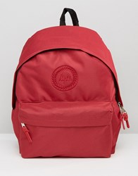Hype Backpack In Red Red