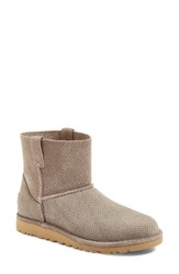Uggr Women's Ugg Classic Unlined Mini Perf Boot