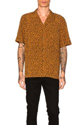 Ksubi Prince Button Down Tan