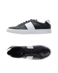 National Standard Footwear Low Tops And Trainers Men Black
