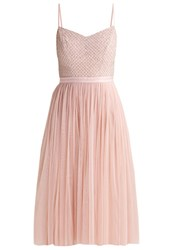 Needle And Thread Cocktail Dress Party Dress Blush Rose