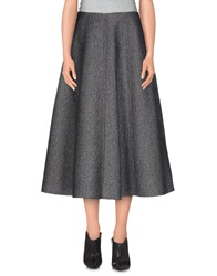 Imperial Star Imperial 3 4 Length Skirts Black