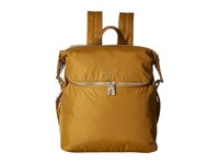 Hedgren Paragon Medium Backpack Golden Olive Backpack Bags Brown