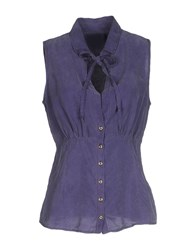 Cycle Shirts Shirts Women Mauve