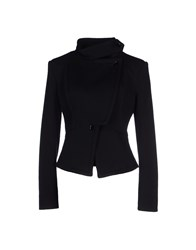 European Culture Suits And Jackets Blazers Women Black