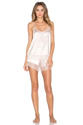 Homebodii Eloise Cami And Short Set Blush