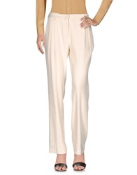 57 T Casual Pants Ivory