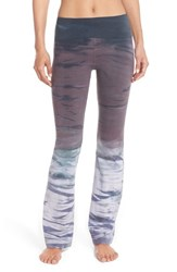 Women's Hard Tail Tie Dye Bootleg Pants