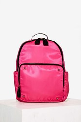 Bring It Neon Backpack Pink