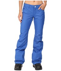 Burton Twc On Fleek Pant Scuba Women's Casual Pants Blue