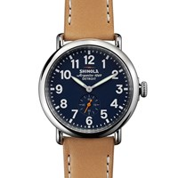 Shinola Runwell 41Mm Watch Neutrals