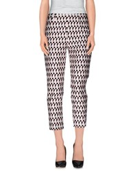 True Royal Trousers 3 4 Length Trousers Women