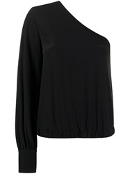 Federica Tosi Crepe One Shoulder Top 60