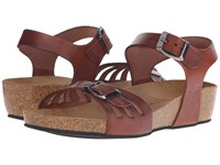 Eric Michael Tampa Brown Women's Sandals