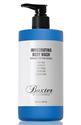 Baxter Of California Bergamont And Pear Essence Invigorating Body Wash No Color