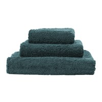 Abyss And Habidecor Super Pile Egyptian Cotton Towel 320 Green