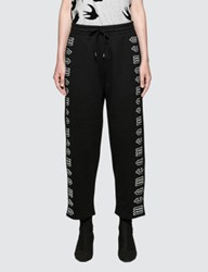 Mcq By Alexander Mcqueen Cropped Sweatpants