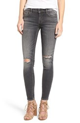 Vigoss Women's Distressed Skinny Jeans