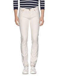 Brian Dales Jeans Ivory
