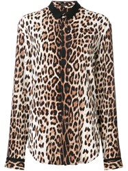 Unconditional Leopard Print Shirt Multicolour